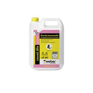 น้ำยาประสานคอนกรีต Weber นีโอ ลาเท็กซ์ 5 ลิตร